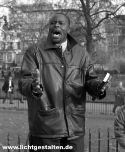 Speakers Corner London