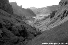 Iceland Thórsmörk Thorsmork Þórsmörk Valley Landscape 1999